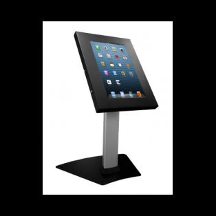Espositore porta ipad totem multimediali touch screen gruppo i tec - Porta ipad da tavolo ...